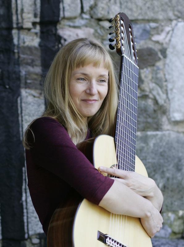 Mari Mäntylä, kuva: Stefan Bremer